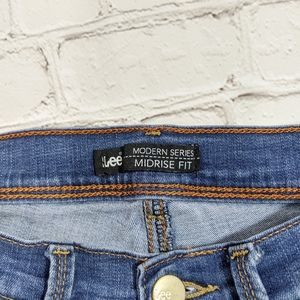 Lee Jeans - Lee Modern Series Mid Rise Fit Blue Jeans